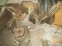 Тиски машинні 160 - 250 мм