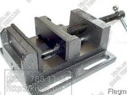 Тиски станочные SVV-100, высокие губки
