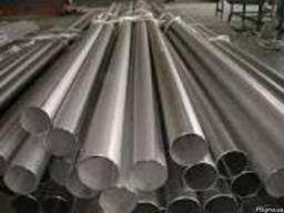 Титановая труба вт-1-0 22х2 мм, титан купить, цена, гост вт6