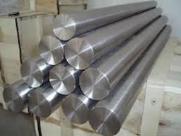 Титановый круг ВТ1-0 ф 65 мм доставка по Украине.