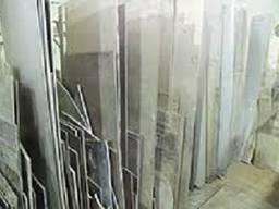 Титановый лист ВТ1-0 1. 5 мм раскрой 800х1500