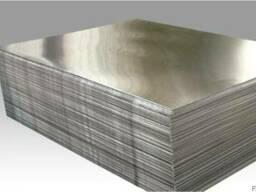 Лист алюминиевый 1, 5*1250*2500 mm 1050 Н111 ціна купити