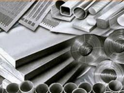 Титановый прокат - трубы, лист, круг, проволока. Из наличия.
