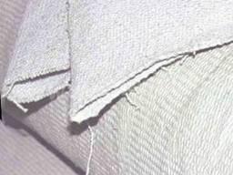 Ткань асбестовая разных размером и марок АТ9 и др
