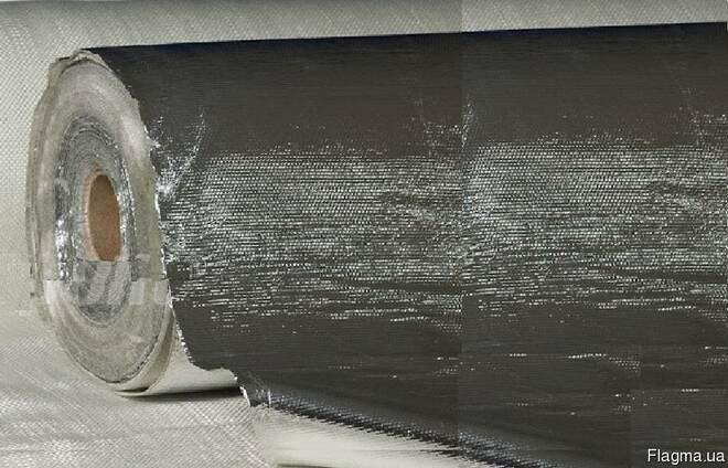 Ткань металлизированная защитная посеребренная