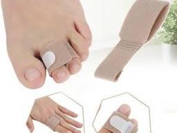 Тканевый бандаж для выравнивания пальцев. Зажим для. ..