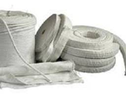 Ткани, шнуры из керамоволокна LYTX