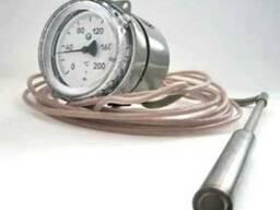 ТКП-100эк Термометр ТГП-100Эк электроконтактный манометричес