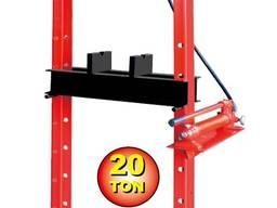 TL0500-3 Пресс гидравлический 20т с ручным гидравлическим на