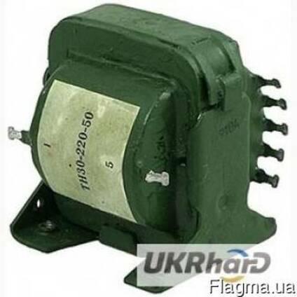 """ТН-30 Приёмка """"5"""" и """"1"""" трансформатор силовой 220 В."""