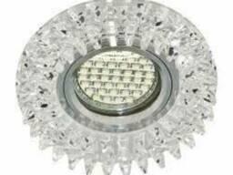 Точечный встраиваемый светильник Feron CD2540 с RGB. ..