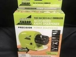 Точилка для ножей и ножниц на батарейках Swifty Sharp Motori - фото 5