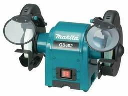 Точило с двумя шлифовальными кругами Makita GB 602