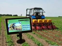 Точные системы GPS земледелия Agricourse | Агрокурс