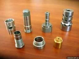 Токарная обработка металлов Киев
