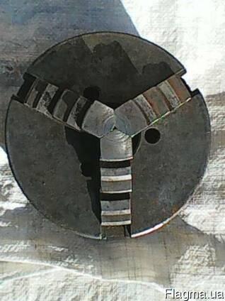 Токарні патрони д.200,160