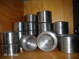 Токарні та фрезерні роботи по металу
