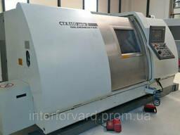 Токарний станок с ЧПУ Gildemeister CTX 600 S2