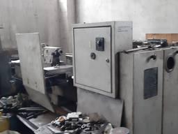 Токарно-винторезный станок SNB 400 РМЦ1000мм, 1341, SN501, 16К20