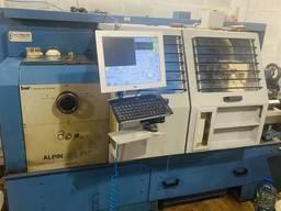 Токарный станок с ЧПУ Alpin FMS 250