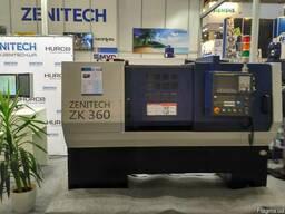 Токарный станок с ЧПУ ZK360 Zenitech