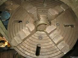 Токарные патроны 3-х и 4-х кулачковые диам. 160-500мм