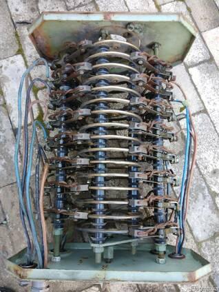 Токоприемник крана гусеничного РДК-250