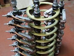 Токосъемник кабельного барабана механизма передвижения крана