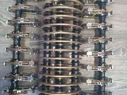 Токосъемник кранаРДК-250 на 16 колец *200мм.