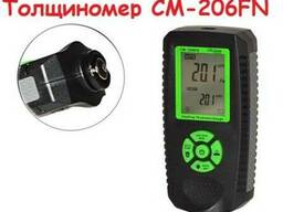 Толщиномер авто CM-206FN качественный суперточный толщиномер