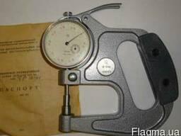 Толщиномер ТР 10-60 индикаторный ручной