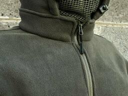 """Толстовка тактическая флисовая куртка/кофта """"Ultimatum"""" Olive размер S"""
