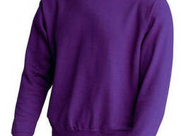 Толстовка фиолетового цвета свитшот худи реглан