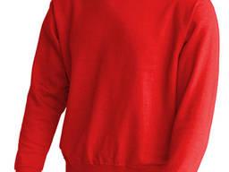 Красный свитшот, толстовка в наличии