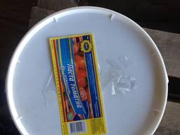 Томатная паста 25 % ведро 5 кг