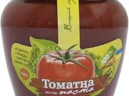 Томатная паста 550г Пан томатов