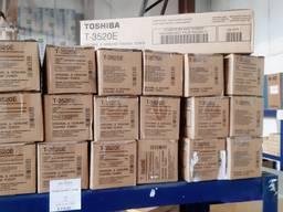 Тонер Toshiba T-3520E, 19шт