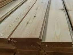 Tongue and Groove Pine Lumber