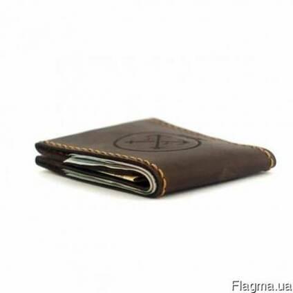 01c6fcf8f059 Тонкий кожаный кошелёк -мужской маленький цена, фото, где купить ...