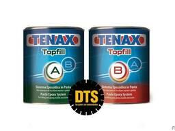 Topfill A B (1,25л) TENAX Клей эпоксидный суперпрозрачный