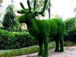 Топиари Фигуры из искусственного газона - фото 2