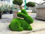 Топиари Фигуры из искусственного газона - фото 5