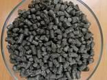 Топливные пеллеты (пеллета) из лузги подсолнуха - фото 1