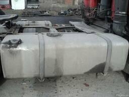 Топливный бак DAF 740 литров, алюминий