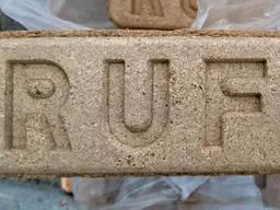 Топливный брикет из дуба RUF (Руф)