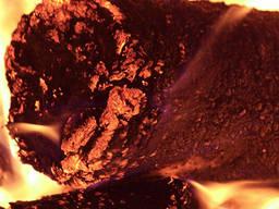 Топливный брикет из лузги подсолнечника