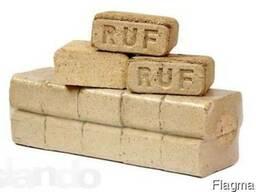 Топливный брикет RUF(дуб)