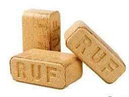 Топливный брикет RUF (Дуб Сосна)
