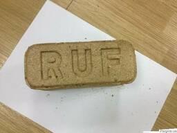 Топливный брикет Руф (Ruf) доставка