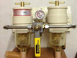 Топливный фильтр Parker Pacor 75500FGX2 Turbine Series